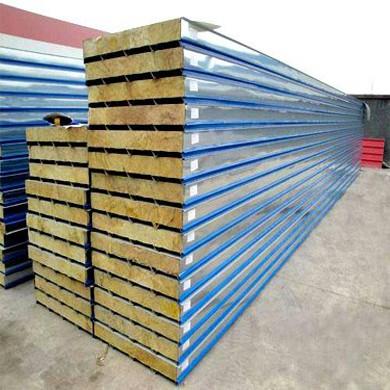 150厚岩棉复合板