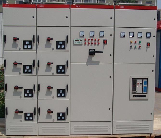GCK抽出式低压柜