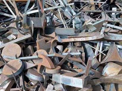 常见的废铁回收利用及注意事项