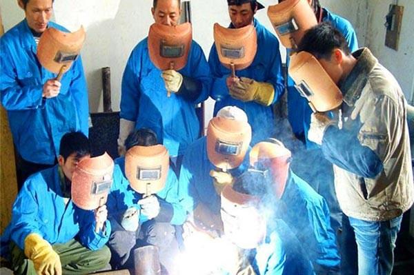 芜湖焊工培训