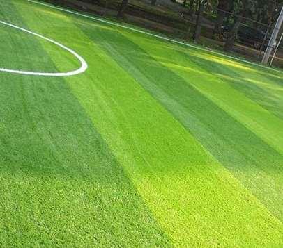 橡胶颗粒人造草坪对环境有害吗