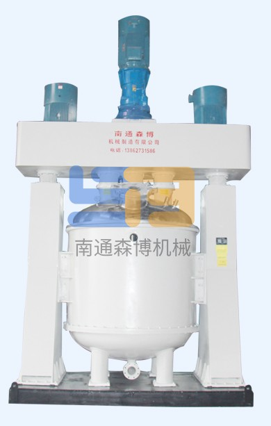 Silicone adhesive equipment