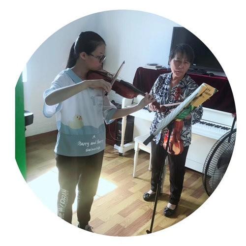 海口少儿小提琴培训