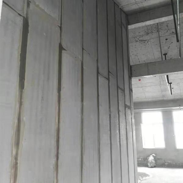 新型轻质隔墙条板的的安装施工流程序简介