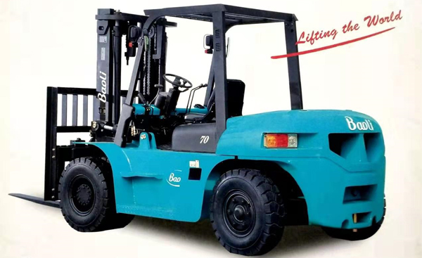 CPCD4吨内燃平衡重式叉车租赁
