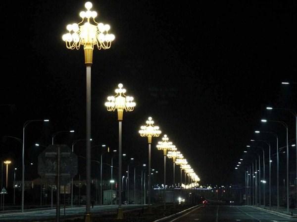 中华灯厂家解答路灯的防尘和防风怎么做
