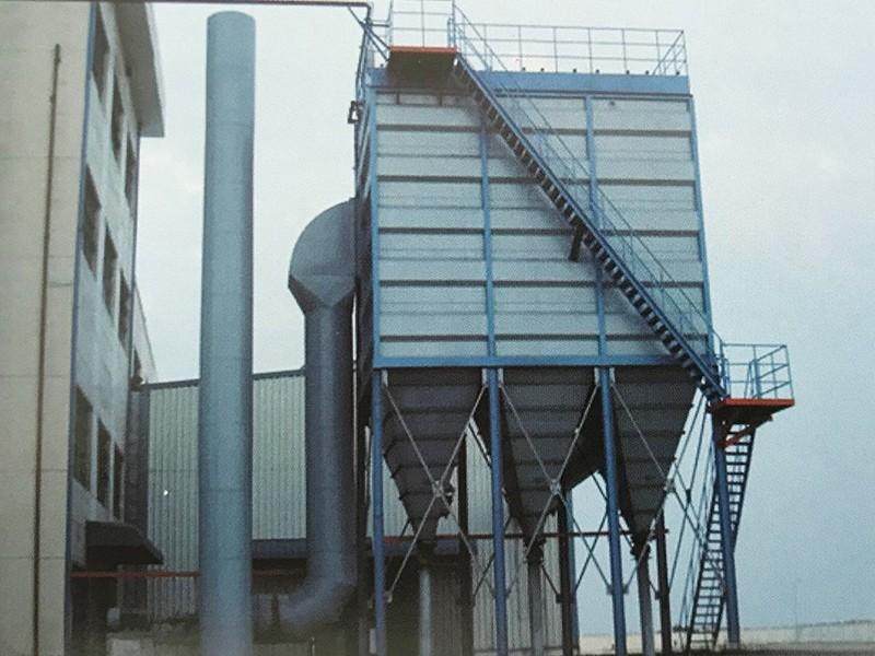 高温锅炉布袋式燃煤除尘系列