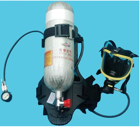 正压式空气呼吸器检查