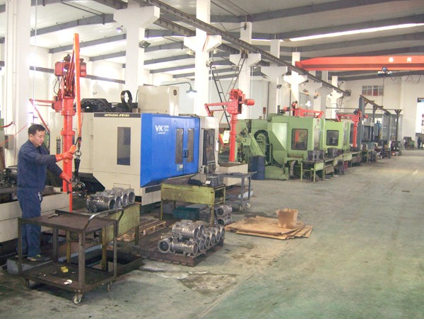 Xuemei company moves to new plant area