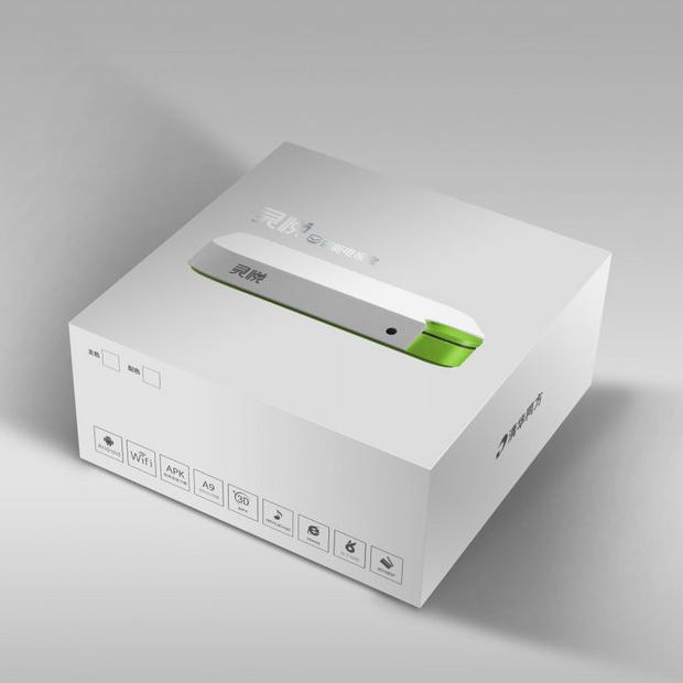 智能电视宝包装盒
