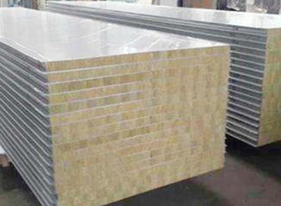 简析彩钢岩棉净化板的安装
