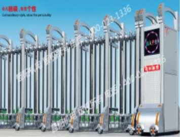 为什么不锈钢电动伸缩门的价格会受到影响