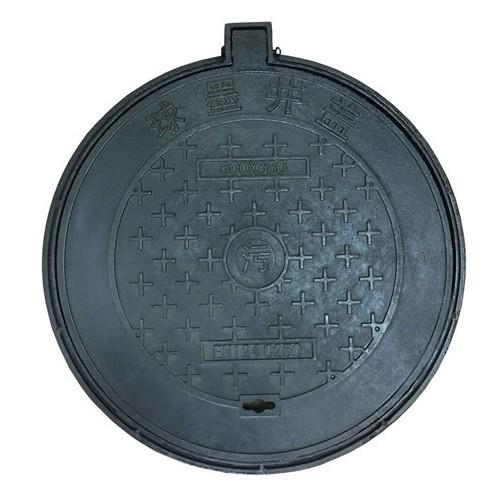 球墨铸铁井盖的形状多样化,你知道多少