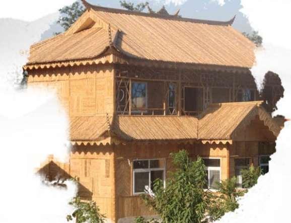 竹房子的抗震性能怎么样