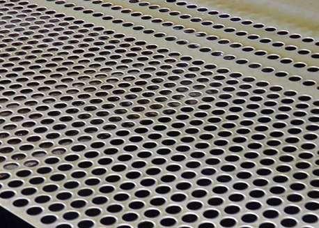 钢板冲孔网的相关知识