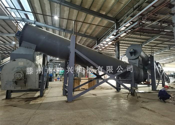U型螺旋輸送機