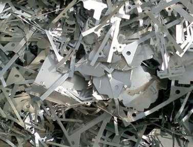废铝回收后的处理方法