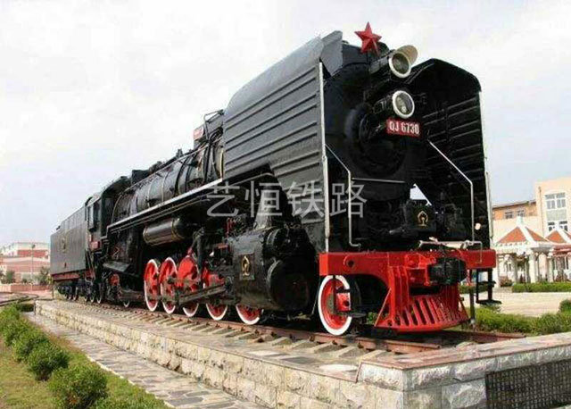 前进型蒸汽机车