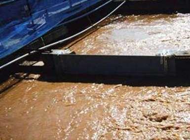三山污水处理厂的技术经济指标