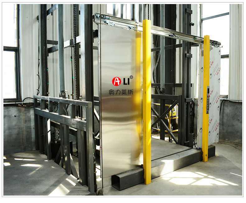 液压升降货梯的突出特点有哪些