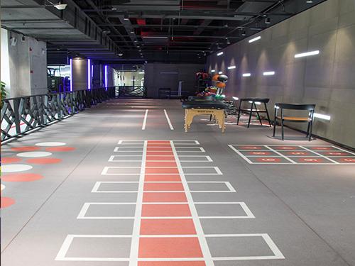 健身房地胶垫适用场所以及强大性能有哪些呢?