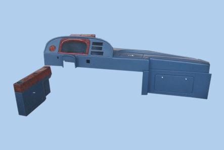 6101仪表台(前置发动机)