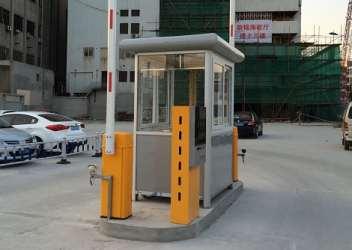智能停车场系统如何组成的