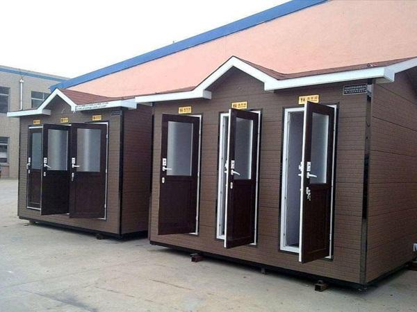 青海活动彩钢房安装案例