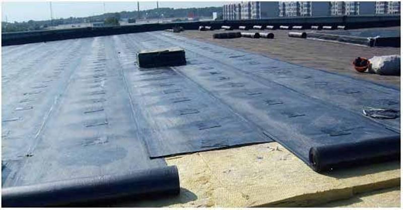 浅谈SBS沥青防水卷材的施工工艺