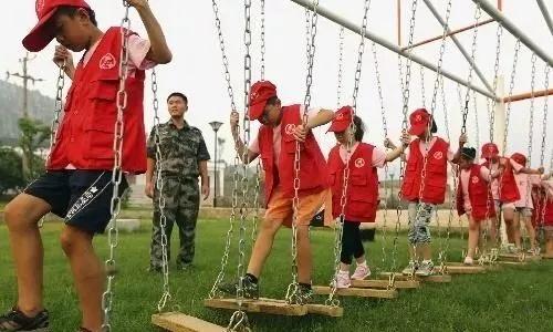石家庄拓展训练基地中趣味运动会项目的优点