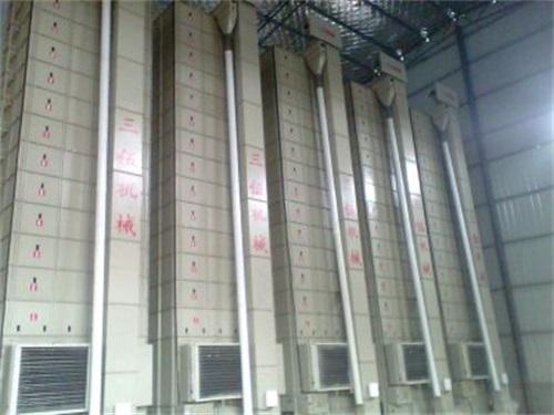5台5HXG-15.0批式循环谷物干燥机