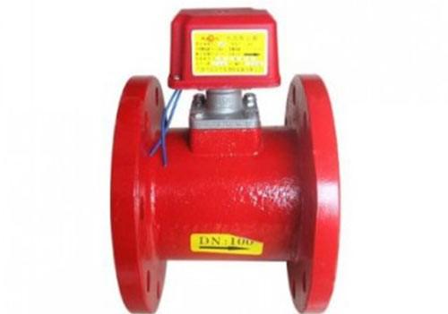 Flow indicating valve