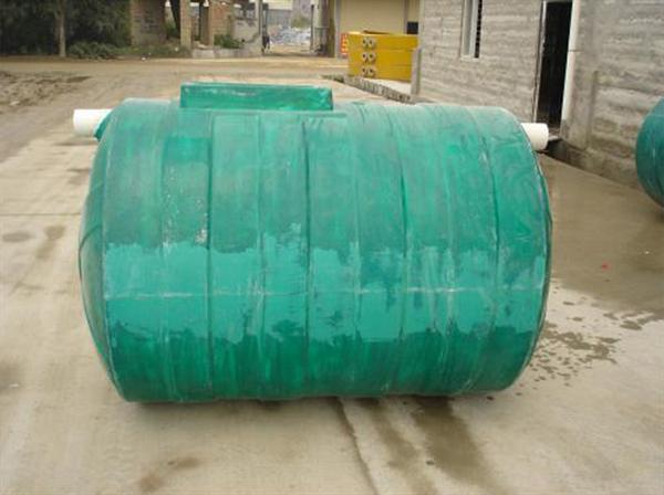 耐腐蚀耐老化玻璃钢隔油池