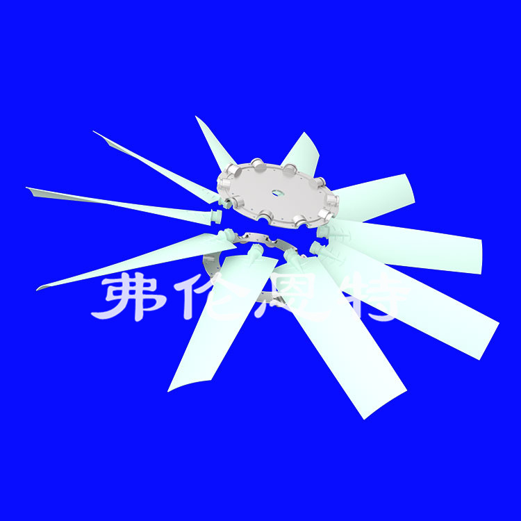 收割机风叶配套加工厂[方案设计]