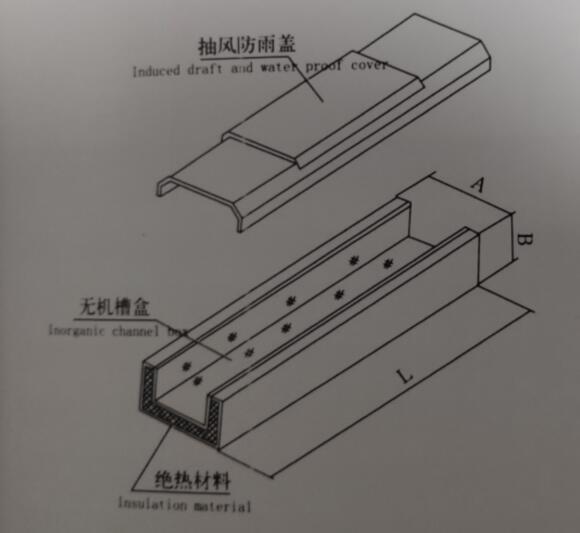 FQJ防火电缆桥架