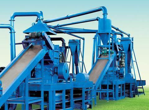 橡胶磨粉机胶粉用途越来越多元化