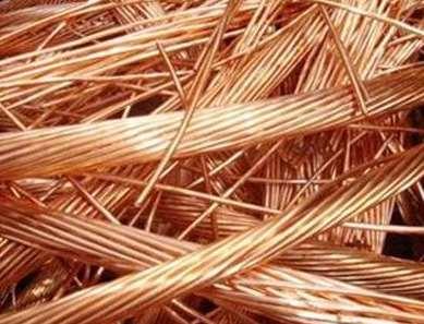 废铜回收废铜的种类