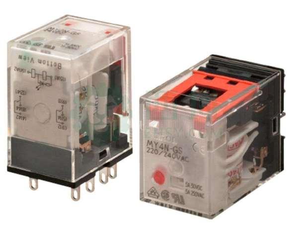 继电器的结构和工作特性
