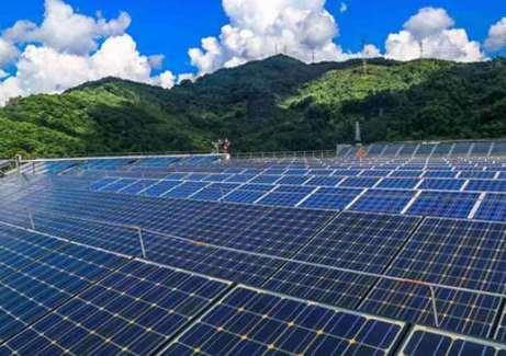 太阳能电池板的运行原理