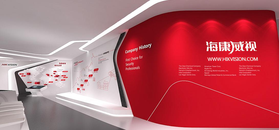 青岛展厅设计装修中灯光的重要性