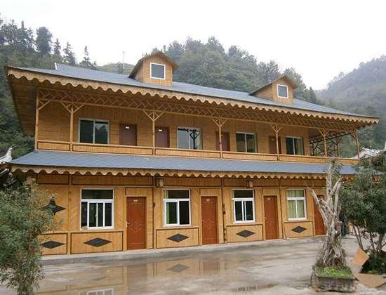 竹屋的建造方法有哪些