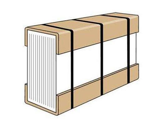 纸护角作为包装产品的实用性