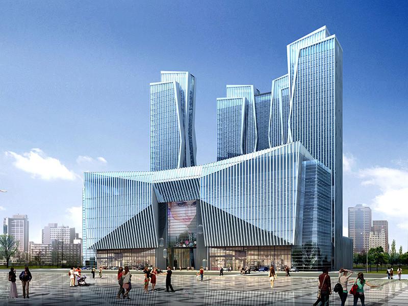 连江时代广场