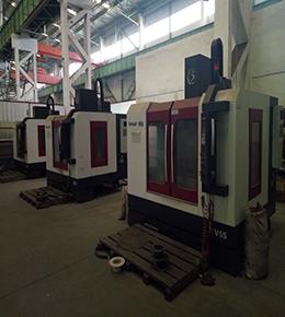 包头重型机械V55立式加工中心