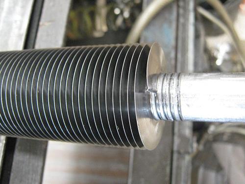 镶嵌型翅片管