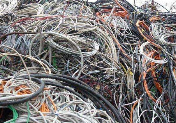 电线电缆回收过程介绍