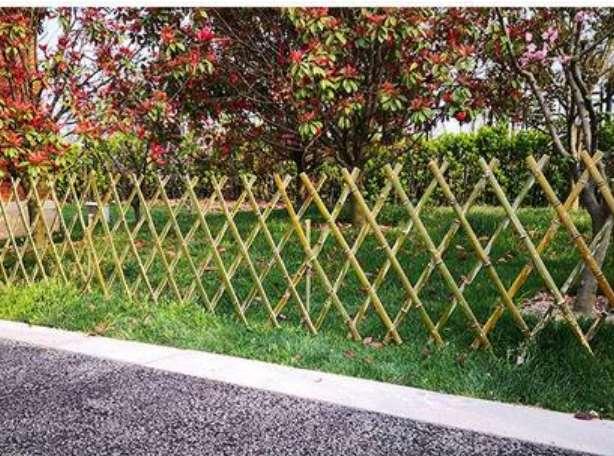 怎样制作竹篱笆