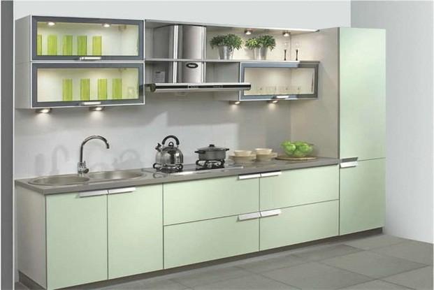 成都不锈钢橱柜台面的优缺点?