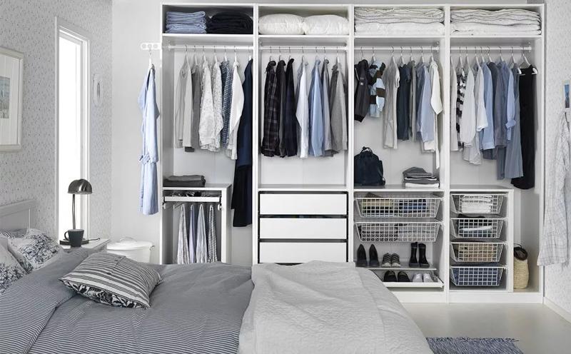 衣橱整理,增加衣服使用寿命