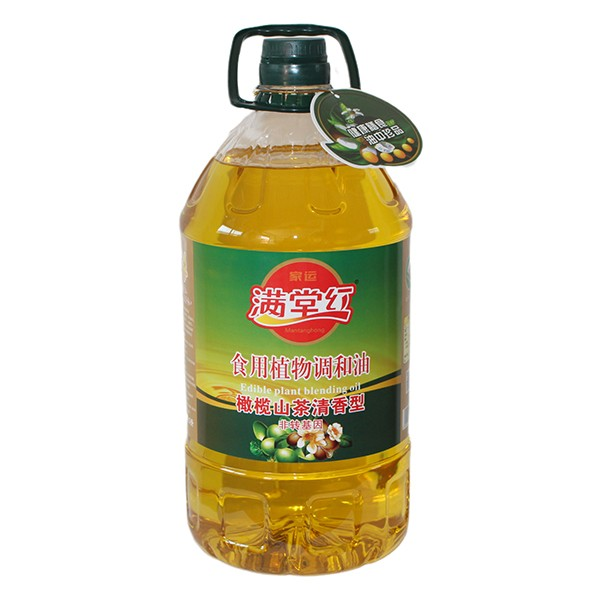 食用植物调和油橄榄山茶清香型
